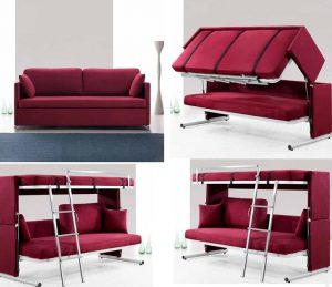 pullout couch bed