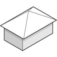 pyramid-hip-roof