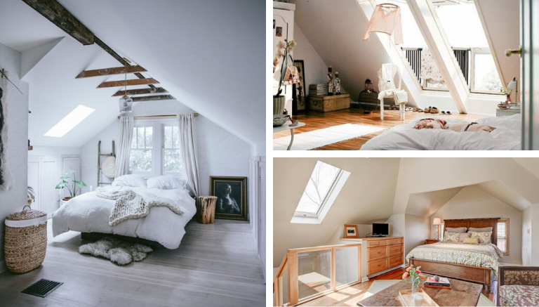 turn-attic-into-bedroom